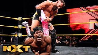 Velveteen Dream vs. Bobby Fish: WWE NXT, Jan. 23, 2019