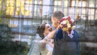 Катя и Виталик! Шикарная свадебная прогулка!