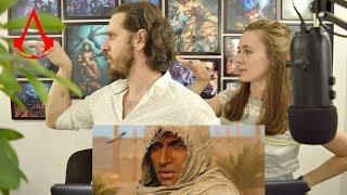 Assassin's Creed Истоки | Кинематографический Трейлер | Реакция