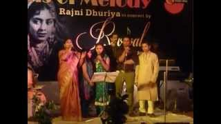 Queens of Melody- A show by Revival - Spreading Melodies