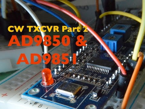 Ad9850 Vfo Ii Jans Bits And Bytes - office-center info