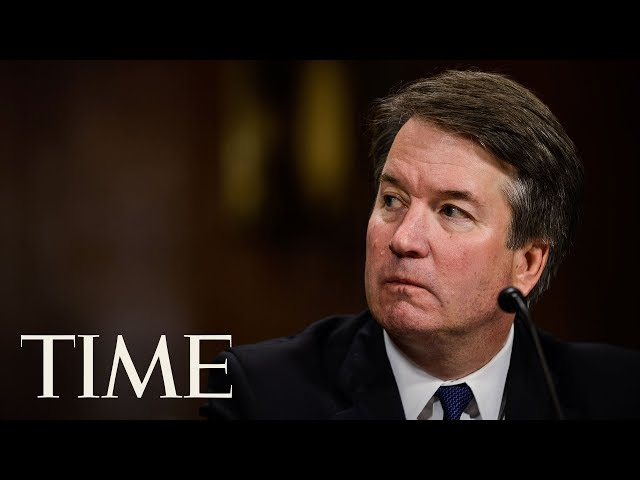 U.S. Senate Hearing With Judge Brett Kavanaugh After Sexual Assault Allegations   TIME