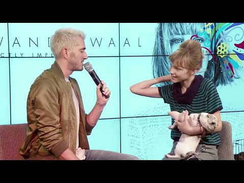 Grace Vanderwaal - Perfectly Imperfect Interview 2016