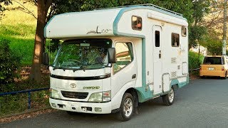 2002 Toyota Camroad Japanese Camper (Canada Import) Japan Auction Purchase Review