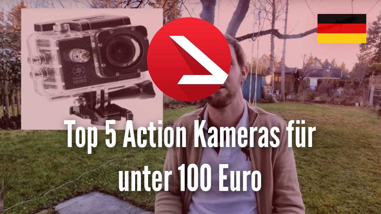 top 5 action kameras f r unter 100 euro 4k uhd youtube. Black Bedroom Furniture Sets. Home Design Ideas