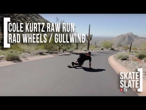 Cole Kurtz in Arizon - Raw Run - Skate[Slate].TV