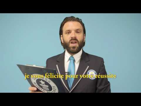 Message FFG Founder Guinness World Record - Yaounde Cameroon French