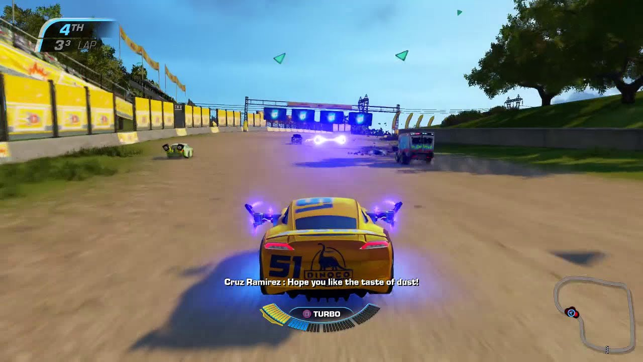 Cars 3 Driven To Win How To Unlock All The Cars Characters