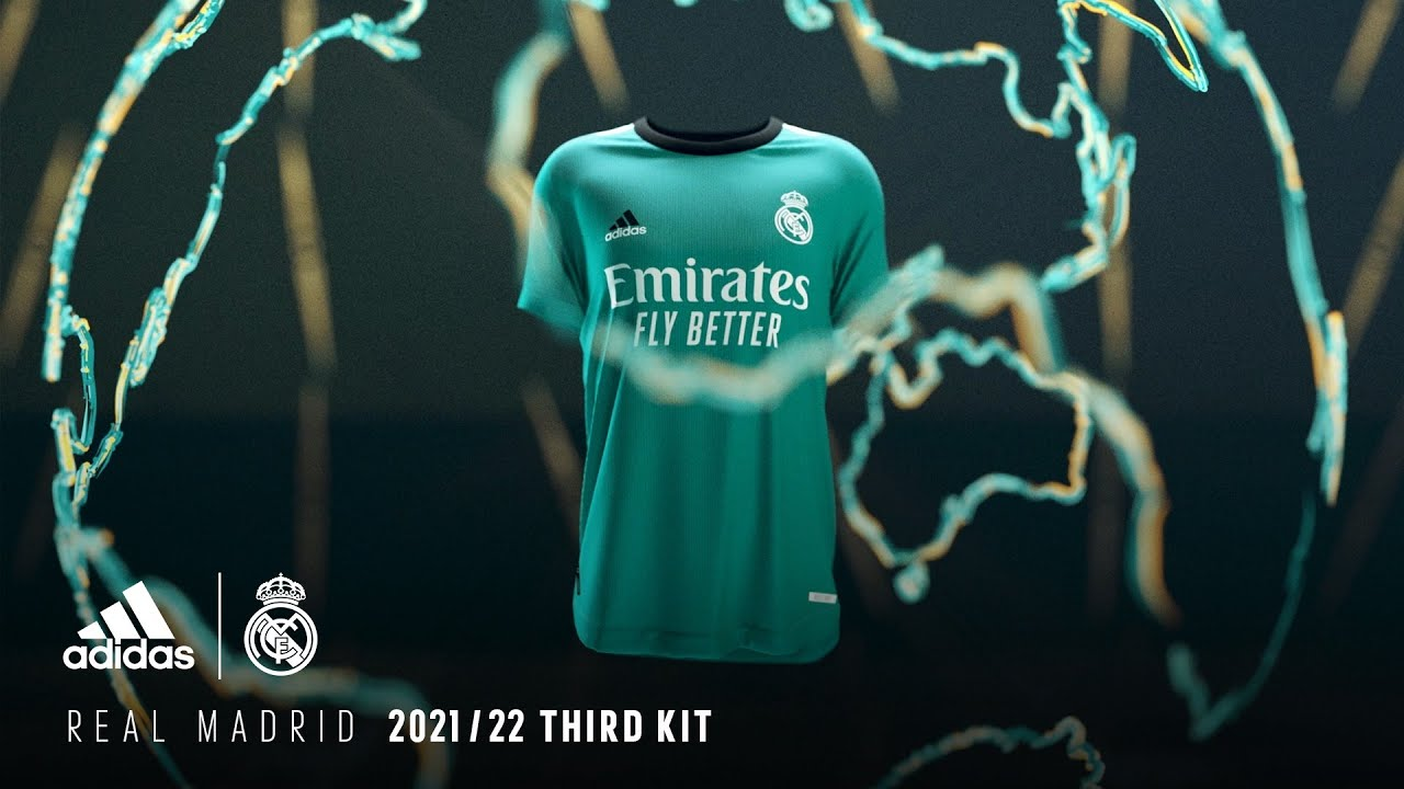 adidas Football | Real Madrid Third Jersey Launch