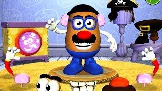 Mr Potato Head App: Das lustige Charly Naseweis Spiel | BesteKinderApps.de