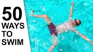 50 Ways to Swim