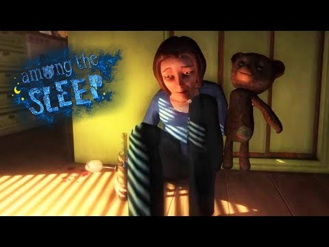 AHORA TODO TIENE SENTIDO - Among the Sleep Enhanced Edition #4/Final (Horror Game)