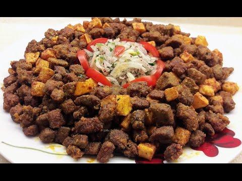 Arnavut Ciğeri Tarifi - Yemek Tarifleri - Ciğer Tarifi - Ev Lezzetleri