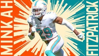 Minkah Fitzpatrick Official Rookie Highlights