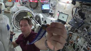 Launching satellites from Space Station – step two