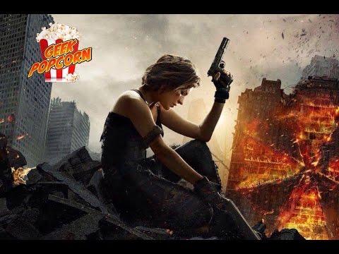 ข่าว หนังใหม่ Annabelle 2  ผีชีวะ 6 และ RE VENDETTA   | Geek Popcorn News