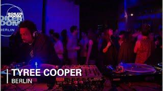 Tyree Cooper Boiler Room Berlin DJ Set