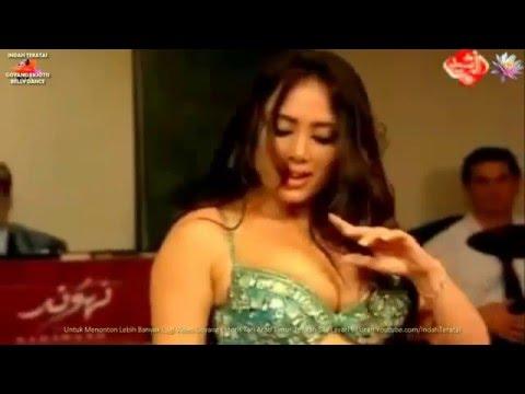 Goyang Eksotis Gadis Gebu Lubnan ❀ Elissar Lebanese Belly Dance #14 ❀رقص شرقي اليسار ساخن جدا مثير