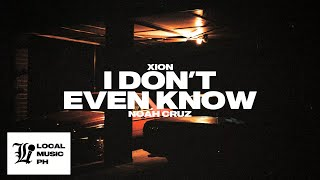 xion. - i don't even know