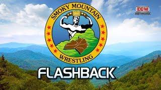 Jake Roberts' Last Appearance in SMW (06 25, 1994)   Smoking Mountain Wrestling