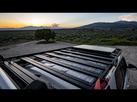 GoalZero Yeti 1400 and Solar Integration with the 4Runner