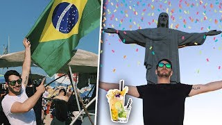 ► La Verdadera Fiesta Brasileña  Rock in Río