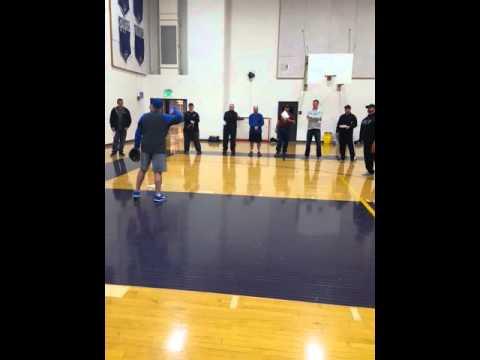 Wheaton College NYBS Coaches Clinic - Fielding