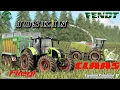 Farming Simulator 17 Claas Jaguar 970 | Axion 930 + Joskin Drakkar | Fendt 828 + Fliegl ASW 288