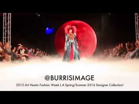 Furn One Amato-Houte Couture - at Art Hearts Fashion Week L.A. - BURRIS IMAGE
