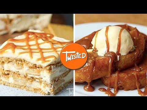 7 Gooey Caramel Desserts