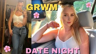 GRWM: Date Night | Hannah Garske
