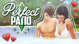 The Sims 4: Perfect Patio Stuff // First Impression