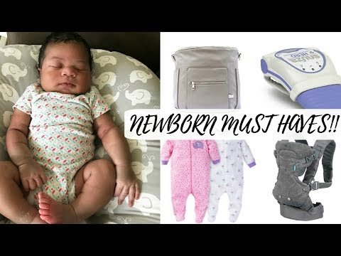 Affordable Newborn Must Haves Essentials