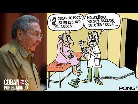 """Cuba se retira del programa """"Más Médicos"""" en Brasil por condiciones del presidente Bolsonaro"""