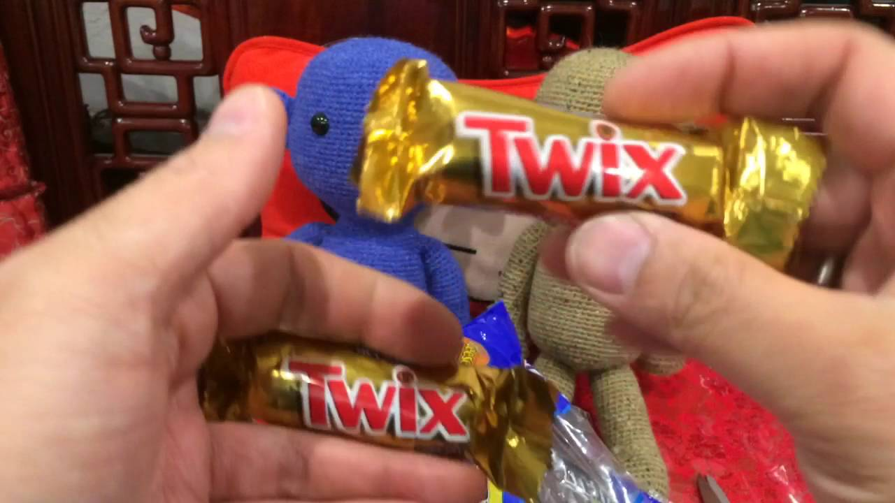 identify left from right twix youtube