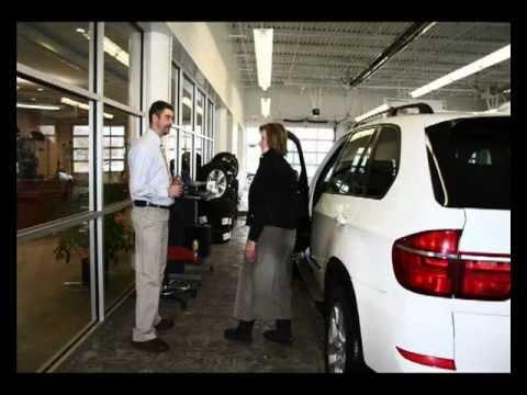 Fields BMW Of Northfield  Active Reception  Service Department