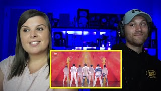 BTS Lotte Duty Free Family Concert 2020 REACTION! ( BLACK SWAN, MAKE IT RIGHT, BOY WITH LUV)