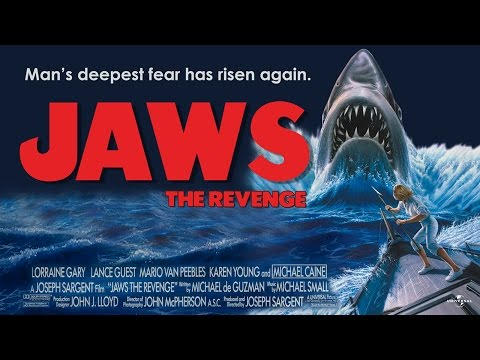 Jaws: The Revenge (1987) Lorraine Gary - Lance Guest - Mario Van Peebles -JAWS4 - DVD Fan Commentary