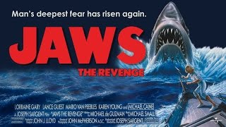 Video Jaws: The Revenge (1987) Lorraine Gary - Lance Guest - Mario Van Peebles -JAWS4 - DVD Fan Commentary download MP3, 3GP, MP4, WEBM, AVI, FLV Agustus 2017