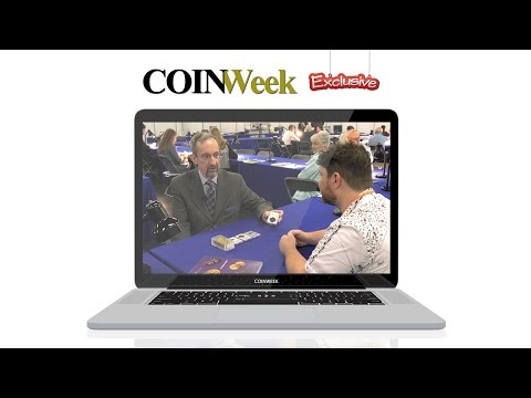 CoinWeek: Private Lot Viewing - Heritage Auctions Platinum Night August 2016 - 4K Video
