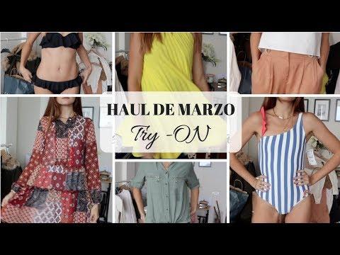HAUL DE MARZO | TRY ON | ZARA MANGO OYSHO | Marilyn's Closet