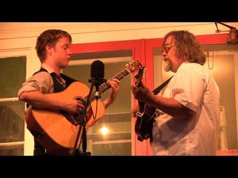 Freeborn Man - Billy Strings & Don Julin 8-19-14