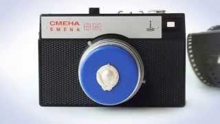 camera smena 8m soviet russian lomo film camera 35mm