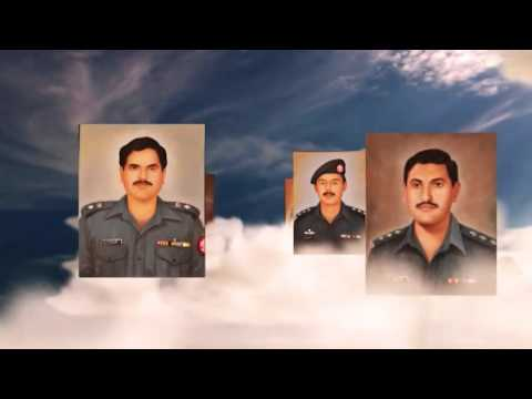 Balochistan --Tribute to martyrs of Frontier Corps Balochistan