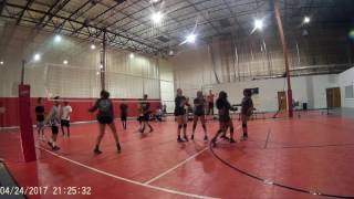 2017 hthcv men s varsity volleyball vs women s varsity volleyball part 10 of 20