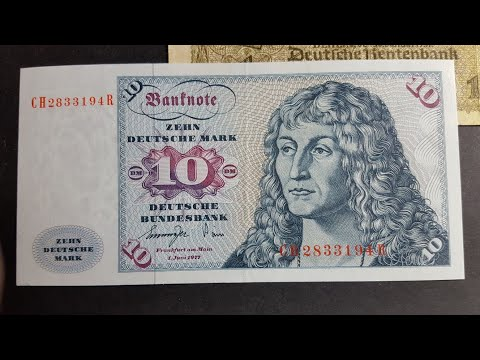 Do you like German Banknotes?