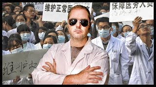 Chinese Doctors are being Murdered!