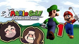 Mario Golf Toadstool Tour REVAMP: Back To The Green - PART 1 - Game Grumps VS