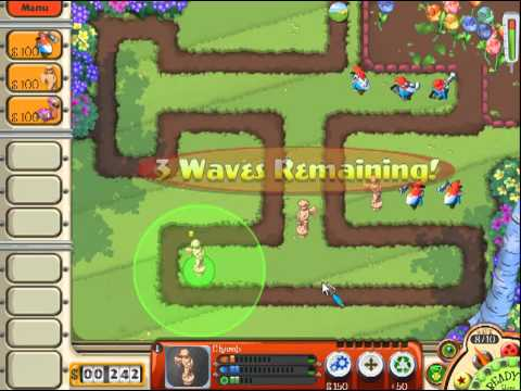 Garden Defense (free Full Game)