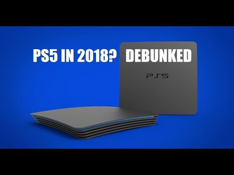 Super Powerful 20 TFLOP PS5 w/ PS VR 2.0 Really Coming 2018?